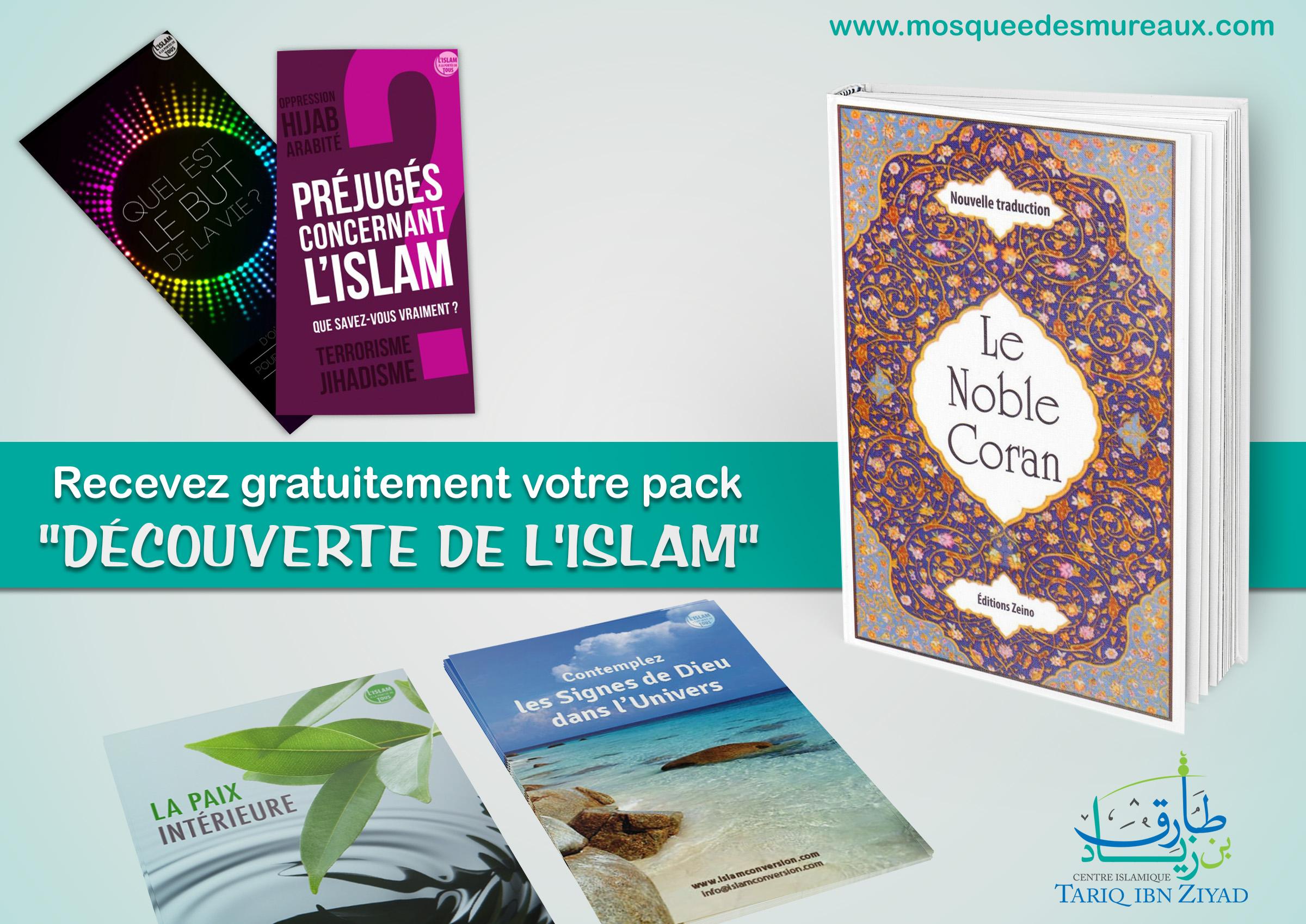 affiche decouvrir islam