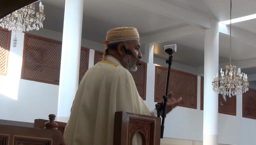 Prière et discours de l'Aïd al adha 1437