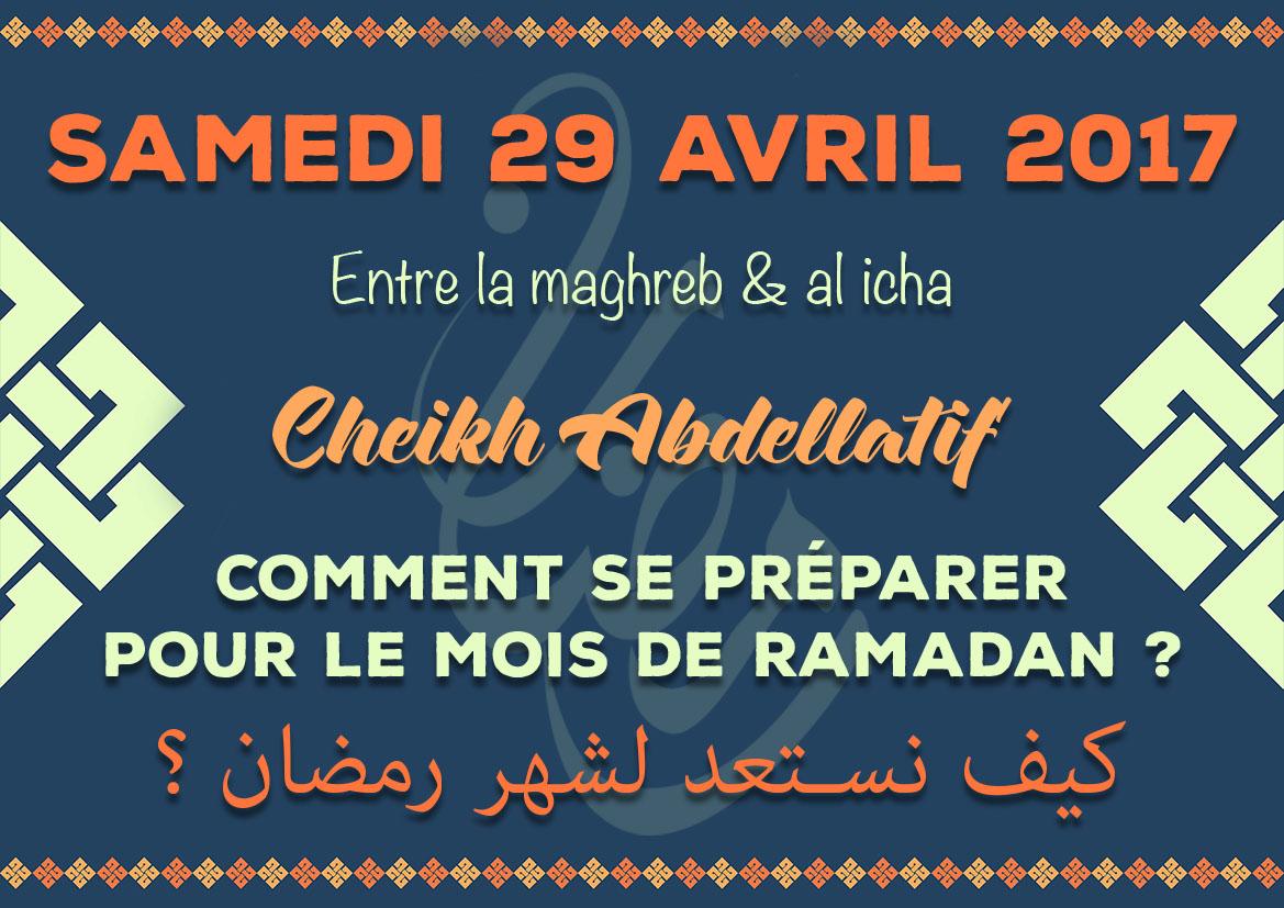Comment se préparer pour le mois de ramadan ?