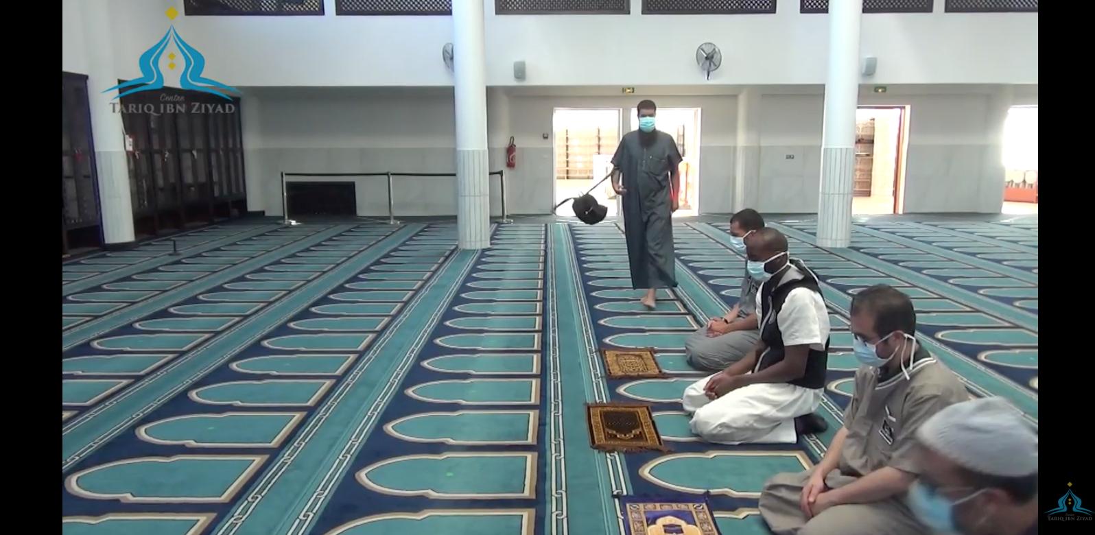 réouverture mosquée